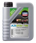 НС-синтетическое моторное масло LIQUI MOLY Special Tec AA 0W-16, 1л