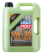 Синтетическое моторное масло Liqui Moly Molygen New Generation 5W-30 5л