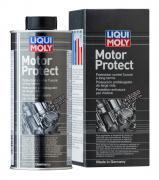 Присадка в моторное масло для защиты двигателя Liqui Moly Motor Protect 500мл