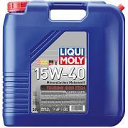 Минеральное моторное масло Liqui Moly THT Super SHPD 15W-40 20л