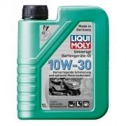 Минеральное моторное масло для газонокосилок Liqui Moly Universal Gartengerate-Oil 10W-30 1л