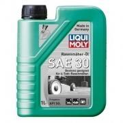 Минеральное моторное масло для газонокосилок Liqui Moly Rasenmaher-Oil SAE 30 1л