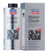 Присадка в моторное масло для промывки двигателя Liqui Moly Motor Clean 500мл