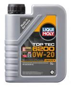 Синтетическое моторное масло Liqui Moly Top Tec 6200 0W-20 1л