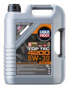 Синтетическое моторное масло Liqui Moly Top Tec 4200 5W-30 5л