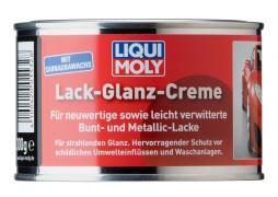 Полироль-крем для цветных и металлизированных поверхностей Liqui Moly Lack-Glanz-Creme 300г