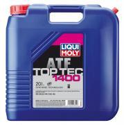 Жидкость для АКПП синтетическая Liqui Moly  Top Tec ATF 1400 20л